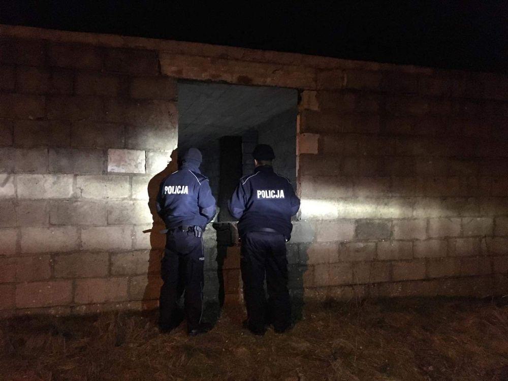 Służby policzyły bezdomnych na terenie powiatu wejherowskiego
