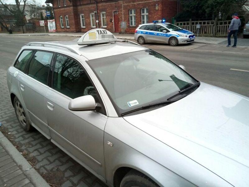 Kontrole taksówek w powiecie wejherowskim. Znamy wyniki.