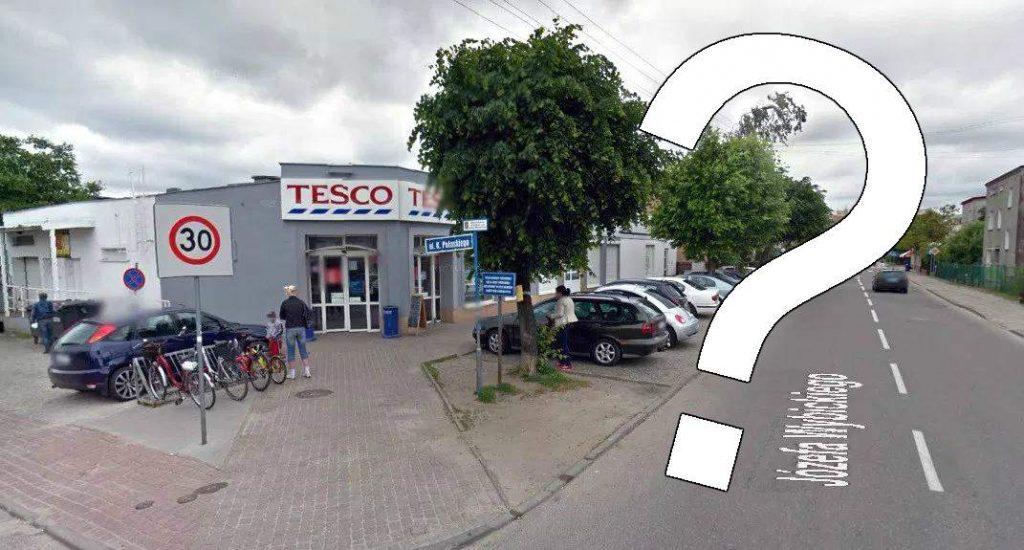 Wiemy, co powstanie w miejsce supermarketu TESCO w Rumi!