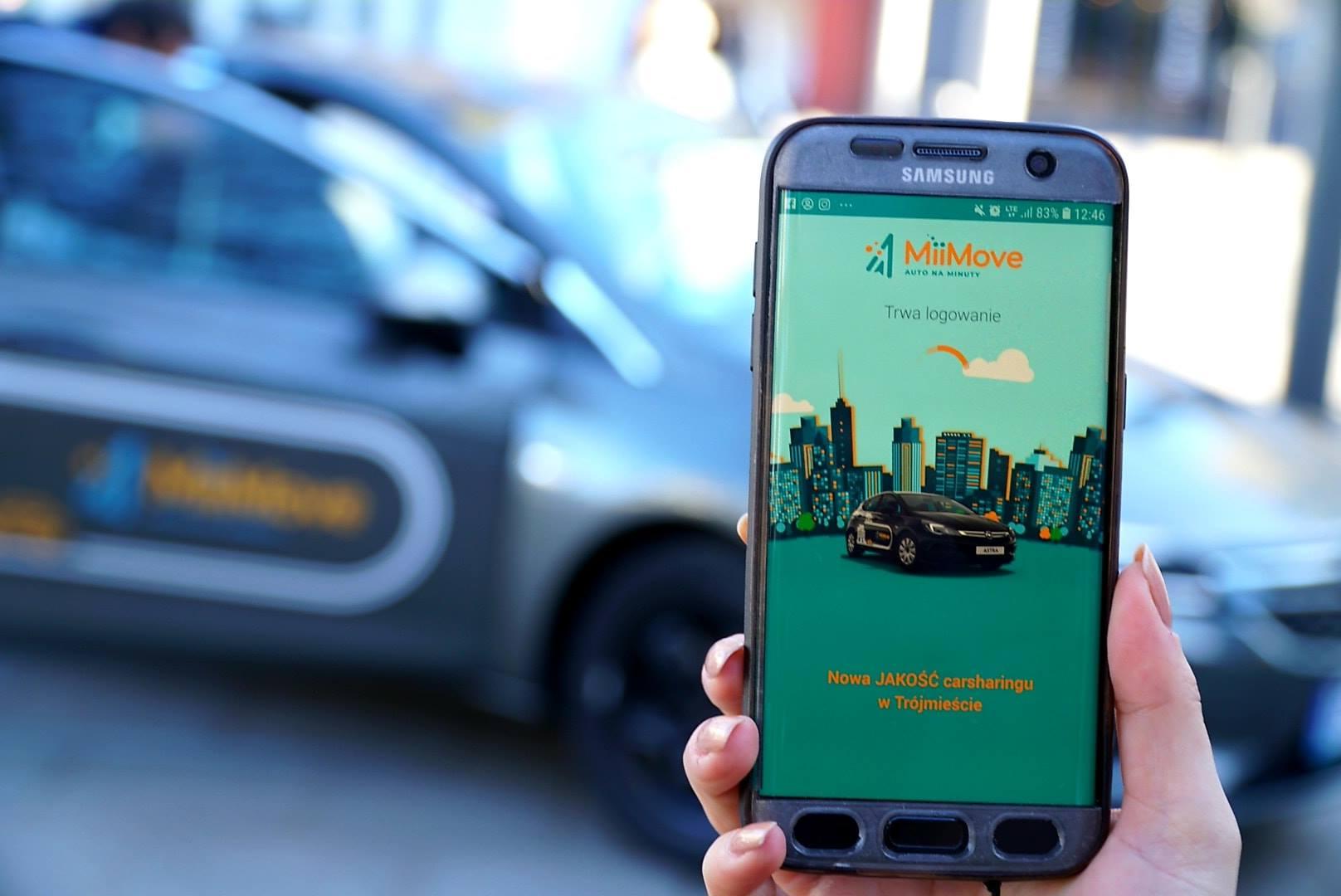 mimove, car-sharing, carsharing, auta na minuty