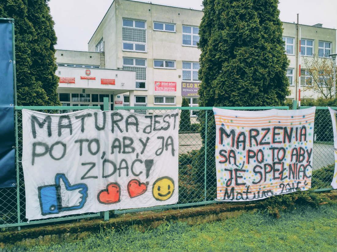 strajk nauczycieli Rumia
