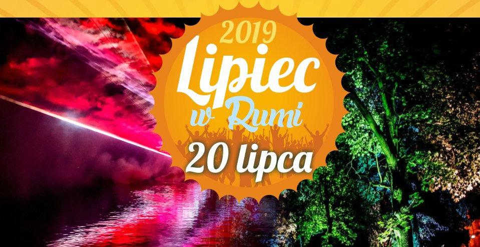 Festiwal Światła i pokazy laserowe w ramach Lipca w Rumi