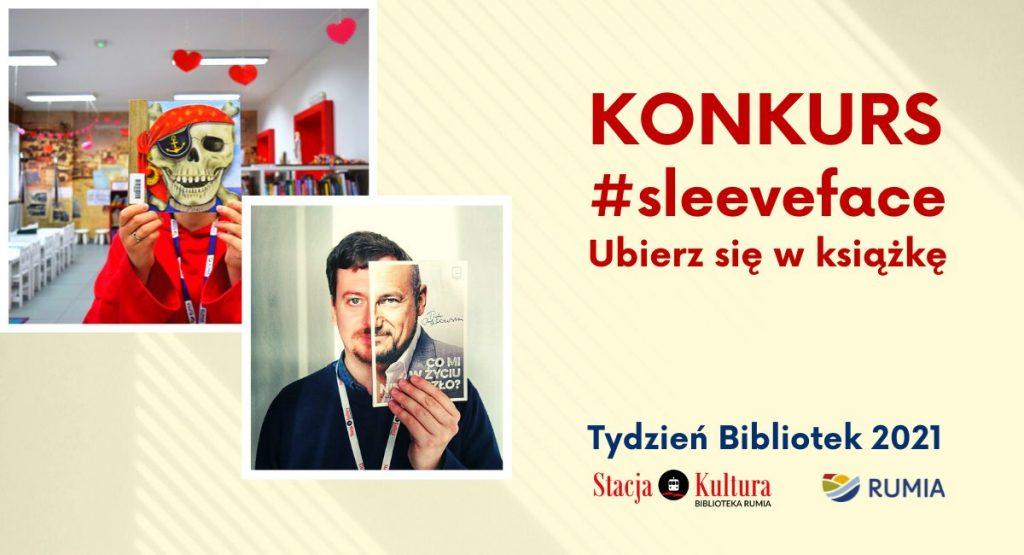 Konkurs fotograficzny i ogólnopolski Tydzień Bibliotek w Stacji Kultura!