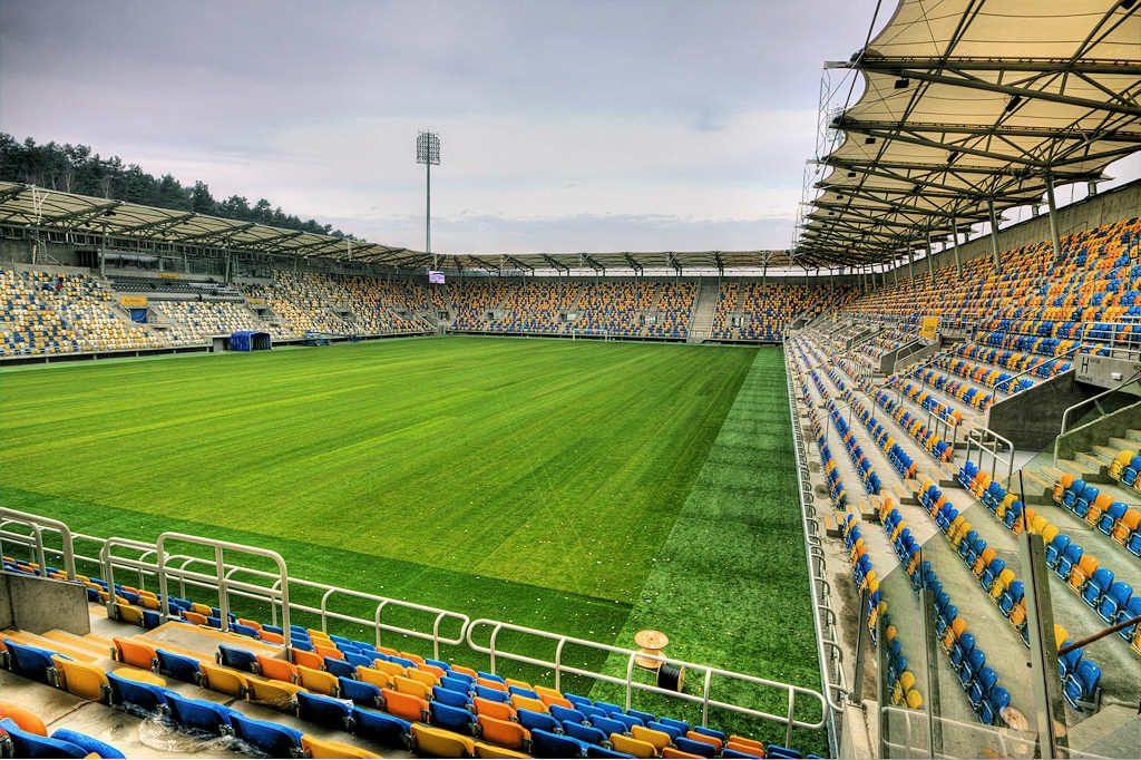 Darmowe bilety dla seniorów na mecz Arki Gdynia