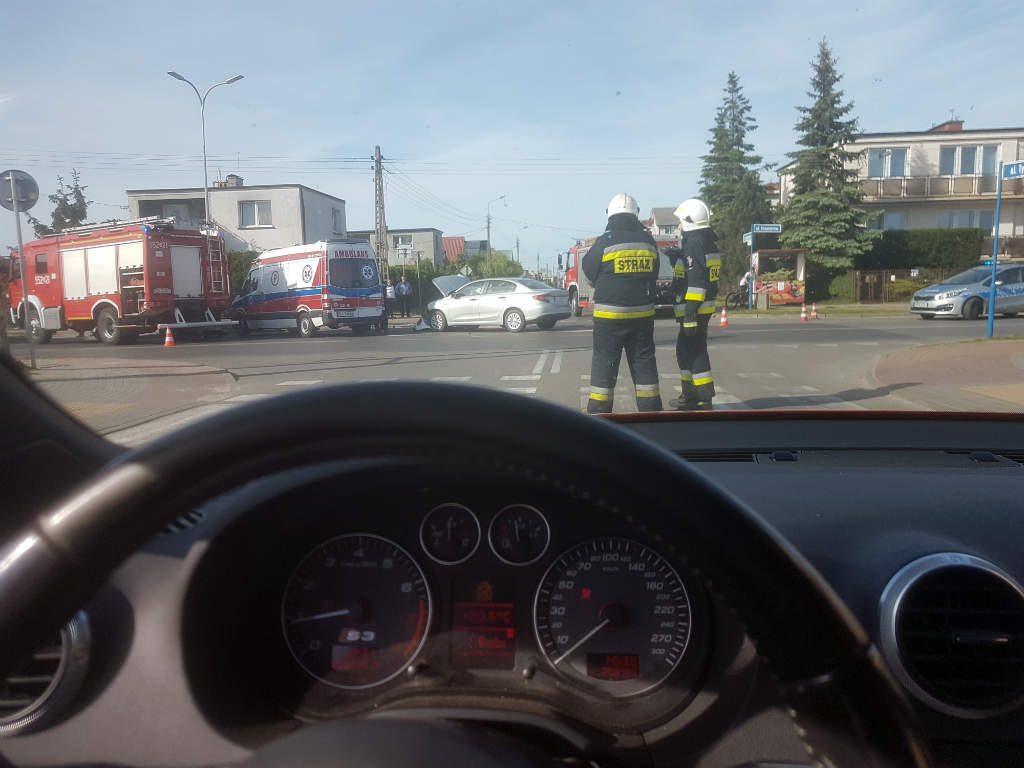 Jak poprawić bezpieczeństwo na skrzyżowaniu ulic Kosynierów i Tysiąclecia?
