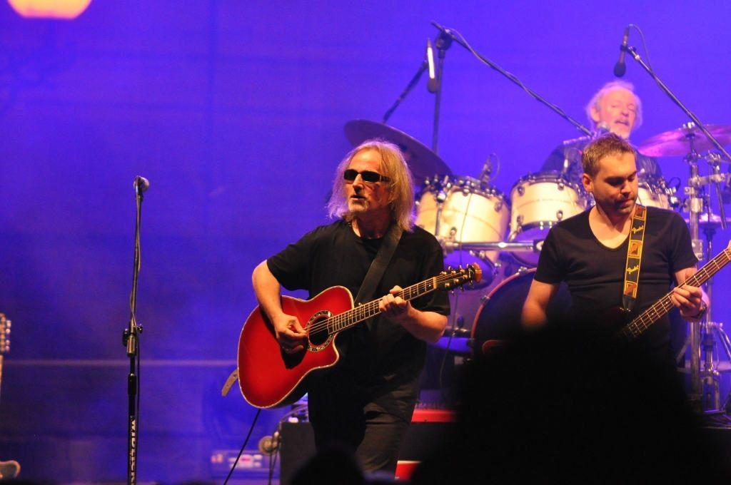 Czerwone Gitary na 40-lecie SM Janowo