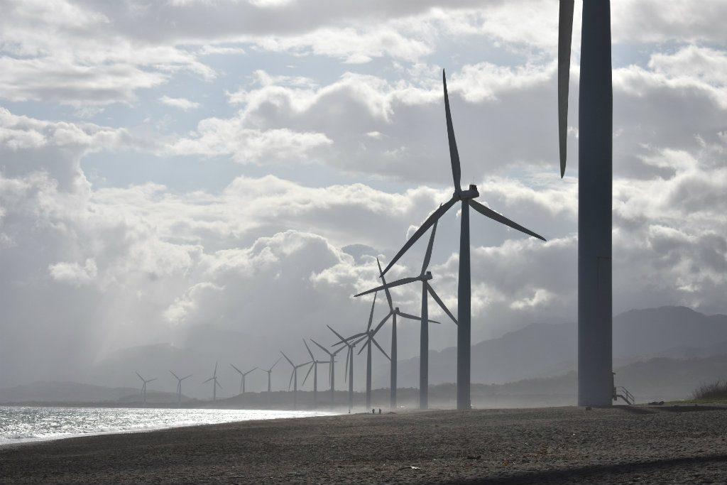 Farmy wiatrowe na na południowym wybrzeżu Bałtyku. Na razie list intencyjny.