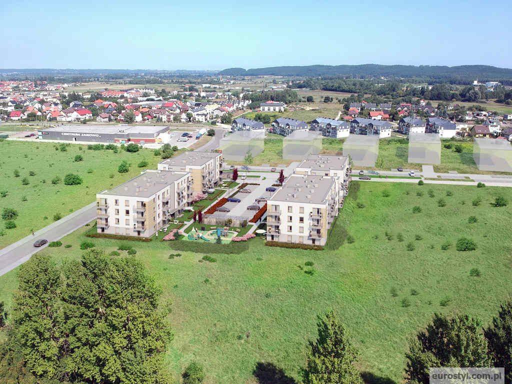 Nowe osiedla na łąkach przy ul. Gdańskiej i Dębogórskiej