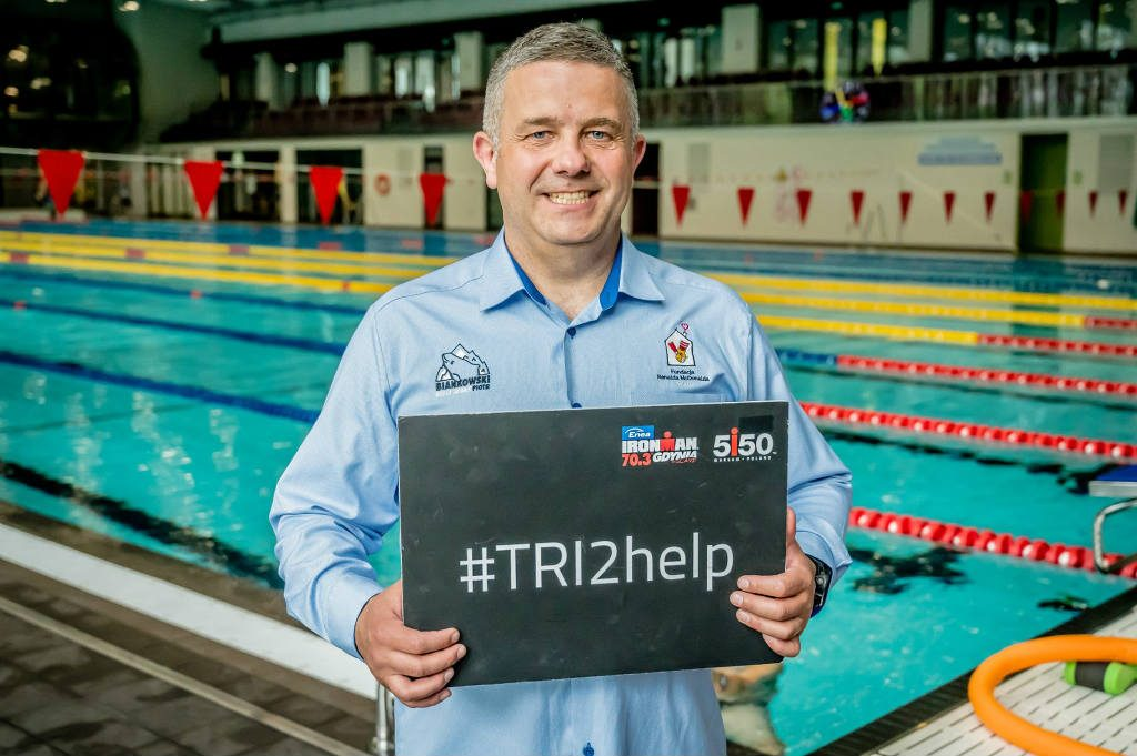 Dwa maratony, jedna zbiórka. Rumianin bierze udział w akcji #TRI2help!