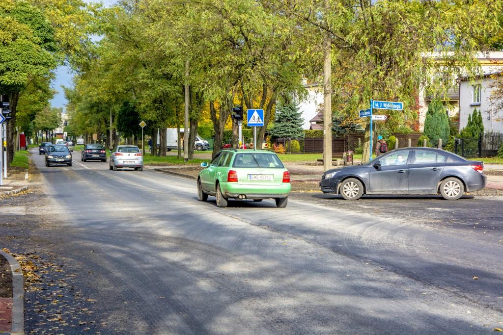 remont ulic Starowiejskiej, Wybickiego i Roszczynialskiego w Rumi