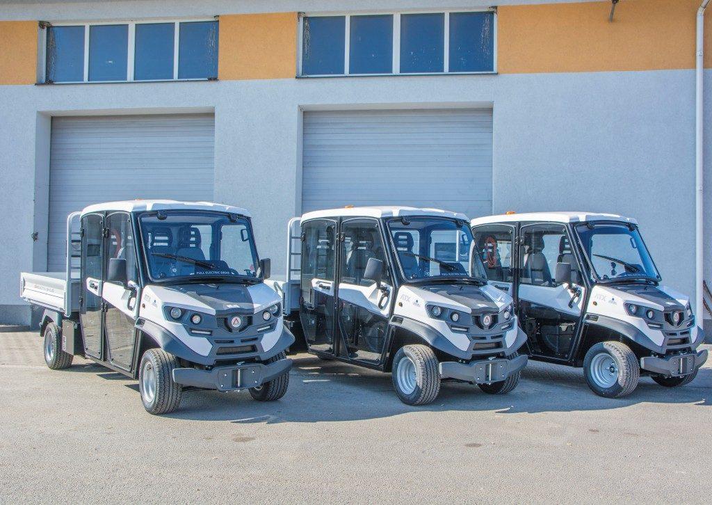 Nowe, ekologiczne pojazdy PUK w Rumi