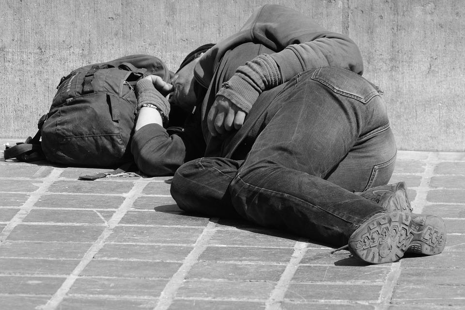 bezdomni w rumi