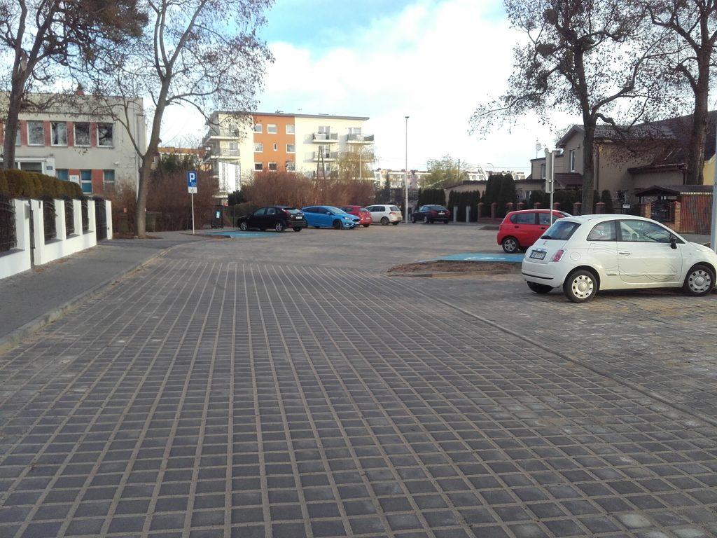 Ulica Filtrowa – po remoncie!