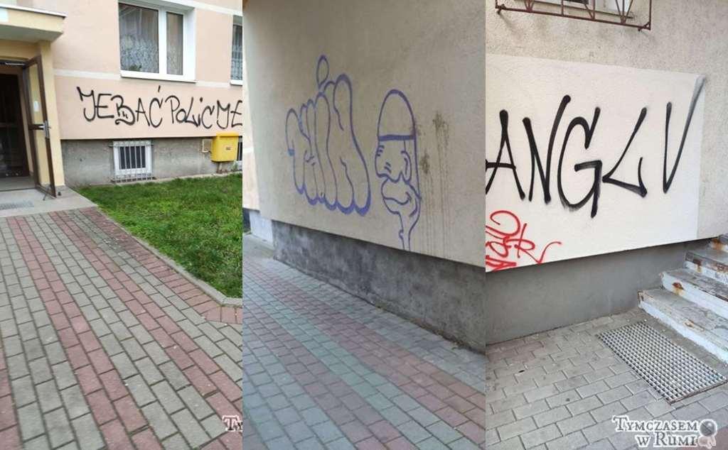 rumia grafitii tymczasem w rumi wandale blog 3