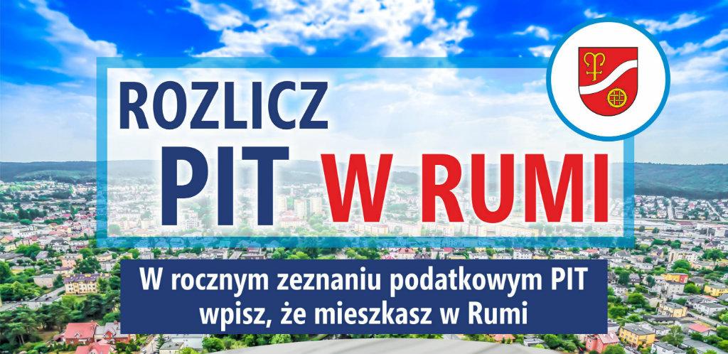 Rozlicz PIT w Rumi! (2021 r.)