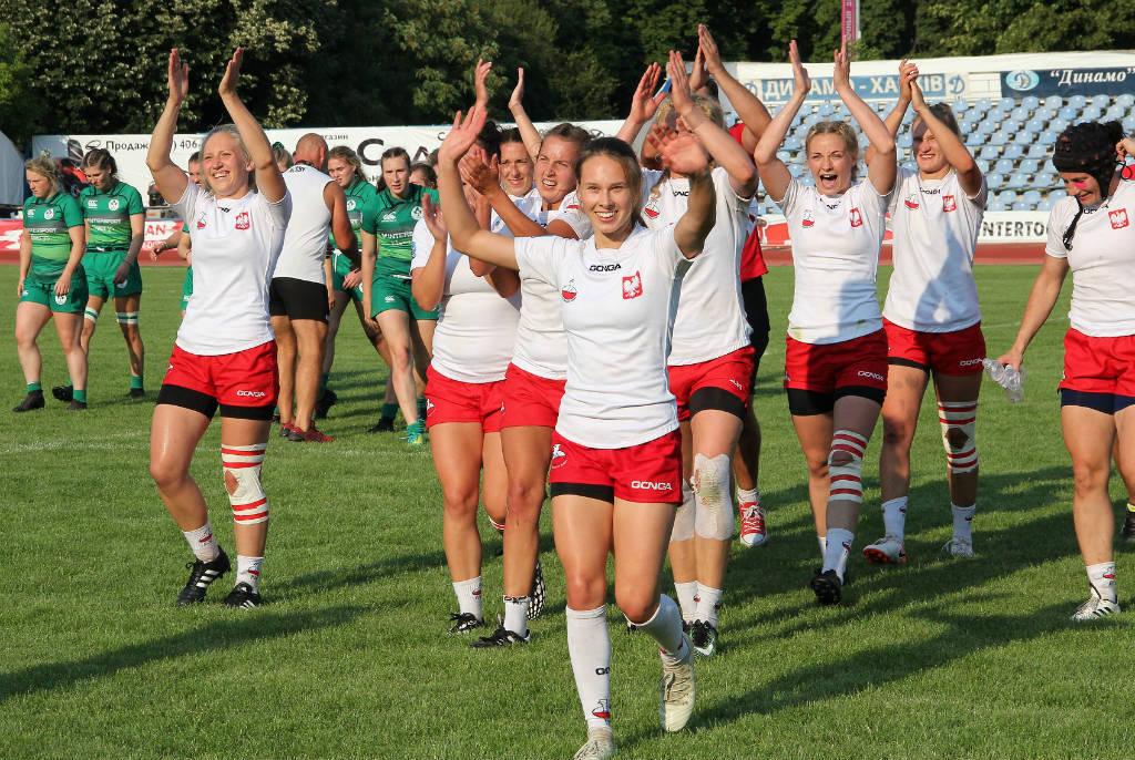 Rumskie rugbystki w reprezentacji Polski!
