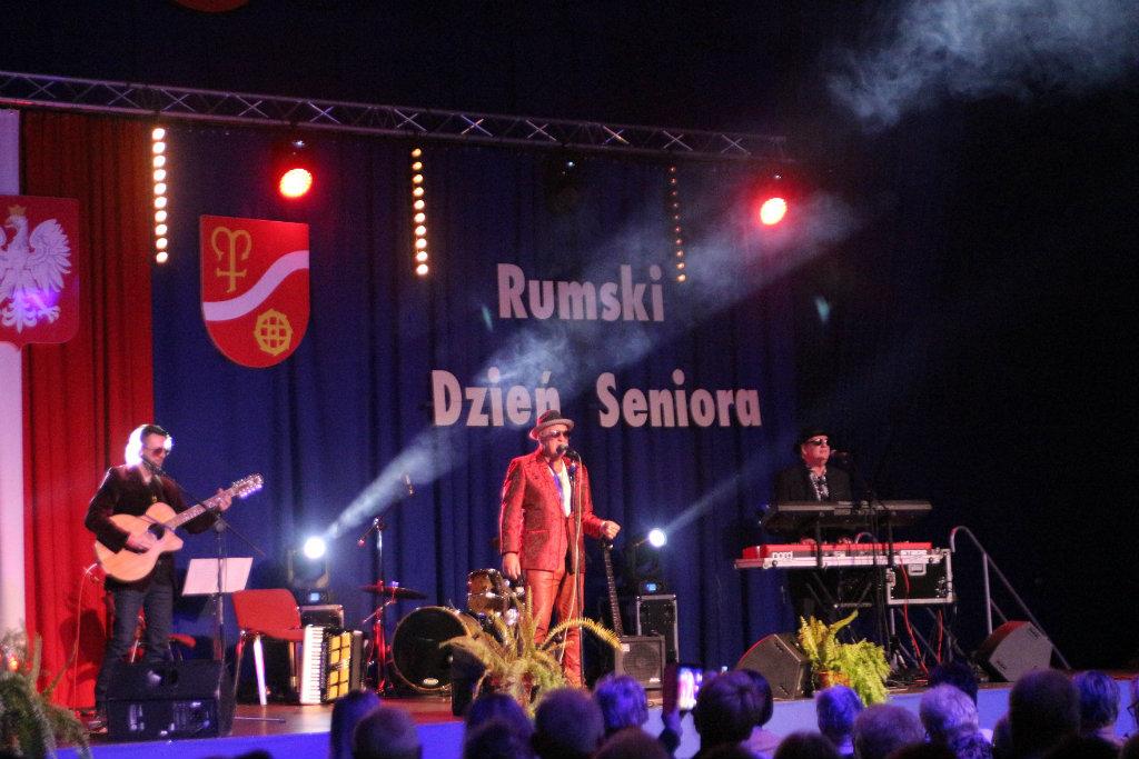 Dzień seniora w Rumi. Darmowy koncert dla mieszkańców!