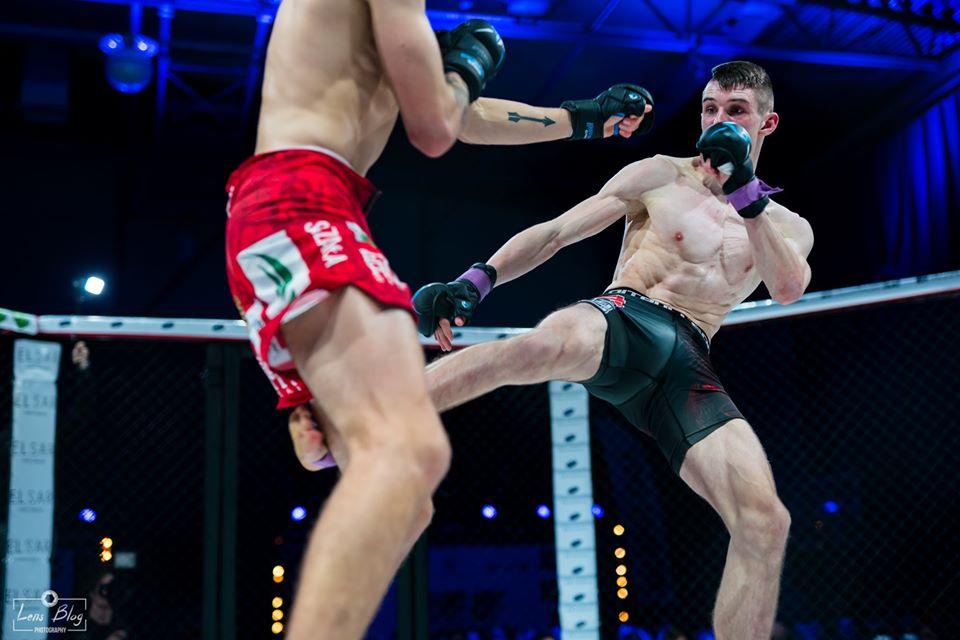 Gala MMA w Rumi! 2020 r. Mistrzostwa Pomorza Amatorskiego MMA K1 Submission Only.