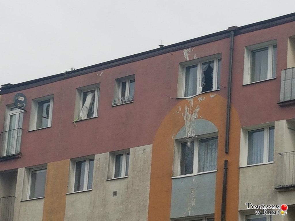 rumia zerwany dach dabrowskiego 2