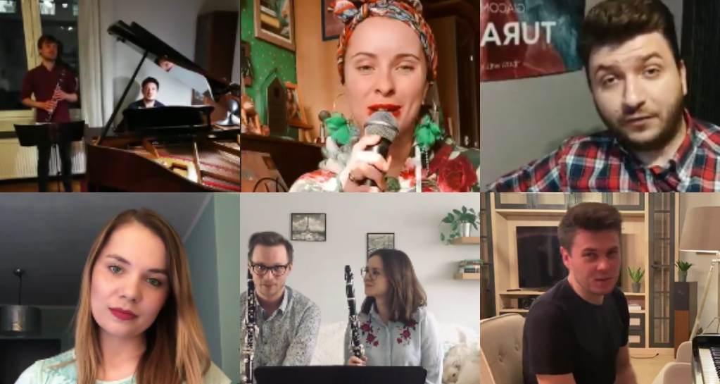 Domowe Spotkania Muzyczne 2020 rumskie spotkania muzyczne tymczasem w rumi marek gerwatowski (1)