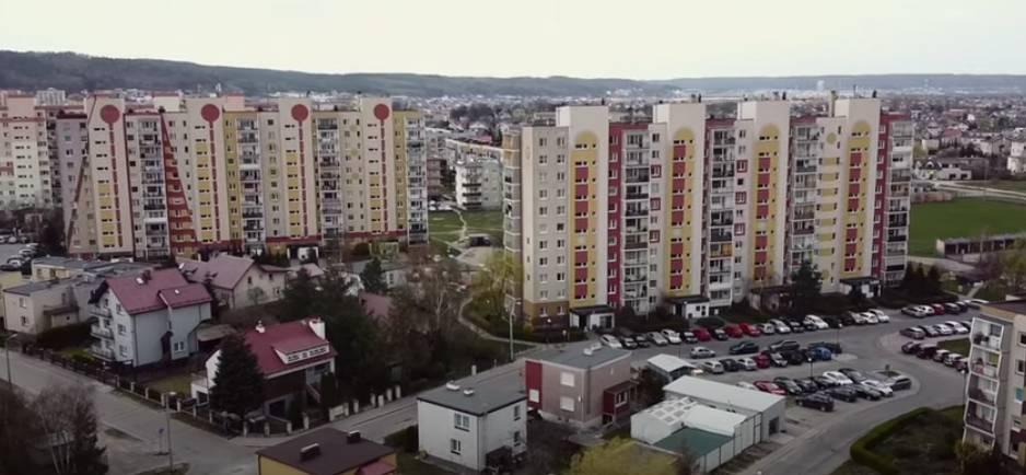 koronawirus rumia nagranie ulice rumi jak wygladaja osiedla