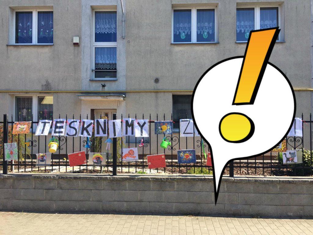 Co dalej z przedszkolami i oddziałami przedszkolnymi w Rumi? Jest oświadczenie miasta!