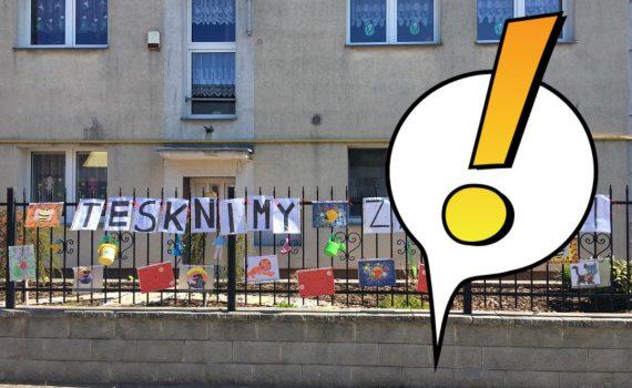 przedszkola w rumi otwarcie koronawirus oswiadczenie miasta burmistrz michal pasieczny