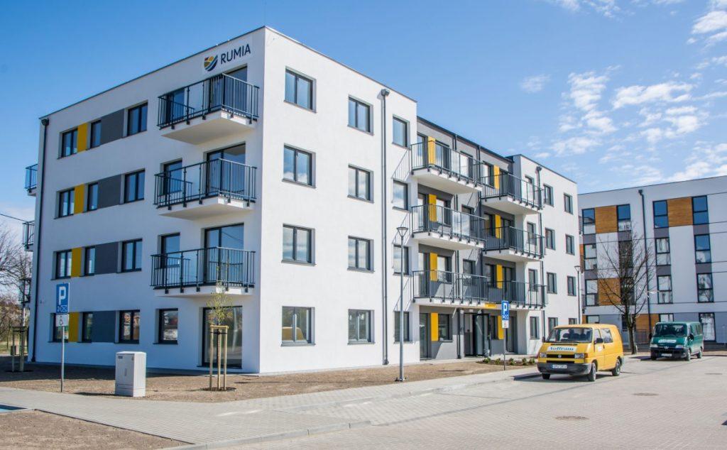 Nowe mieszkania komunalne w Rumi! Sąpierwsi lokatorzy!