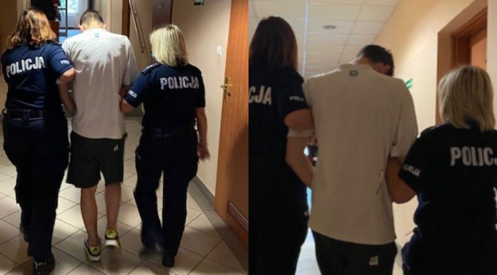 Handlarz narkotyków z Rumi zatrzymany. Próbował potrącić policjanta!