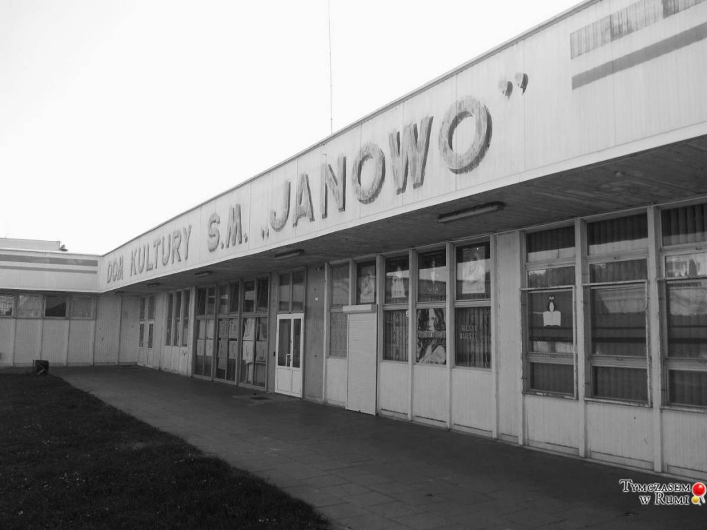 Znamy dalsze losy Domu Kultury SM Janowo!