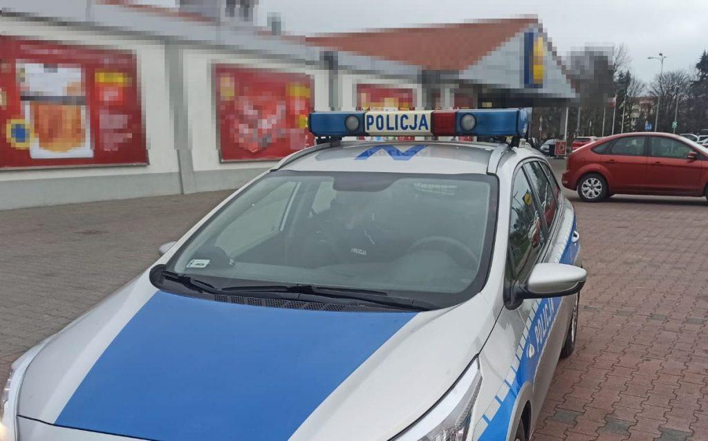 Będą kolejne kontrole policji w galeriach i sklepach w Rumi