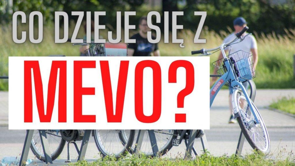 Co dzieje się z MEVO? Co dalej z rowerem metropolitalnym na Pomorzu?