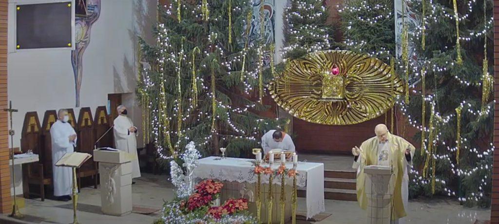 Rumia. Transmisja z Mszy Świętej na żywo