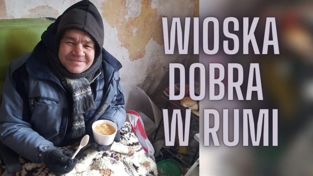 Wioska Dobra w Rumi. Jak pomóc osobom bezdomnym?