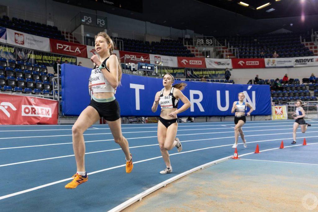 Rumscy lekkoatleci na medal w Toruniu!