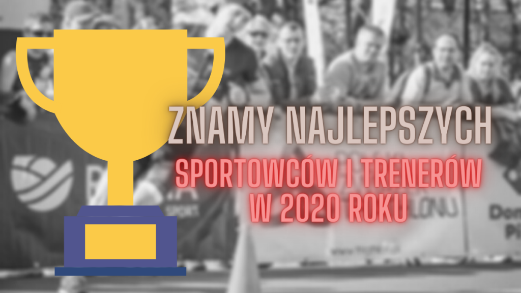 Rumia. Znamy najlepszych sportowców i trenerów w 2020 roku!