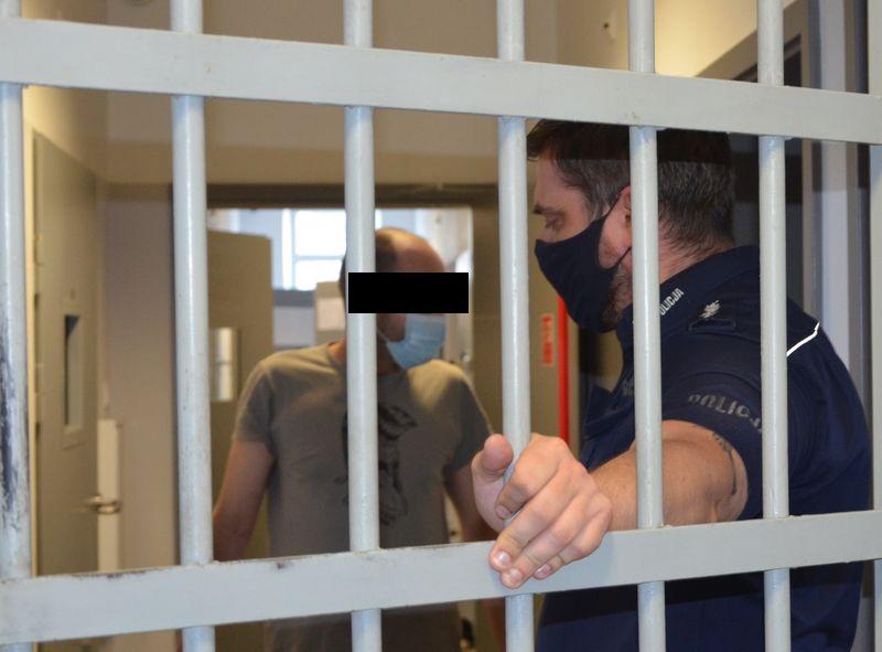 44-latek zatrzymany za posiadanie znacznej ilości narkotyków