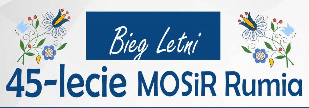 Bieg Letni na 45-lecie MOSiR Rumia
