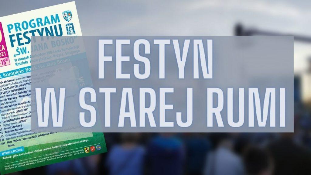 Festyn w Starej Rumi. Program i atrakcje
