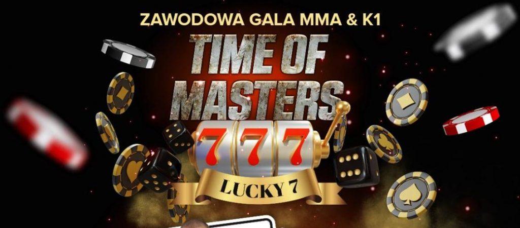 Gala MMA K1 w Rumi. Time of Masters 7!