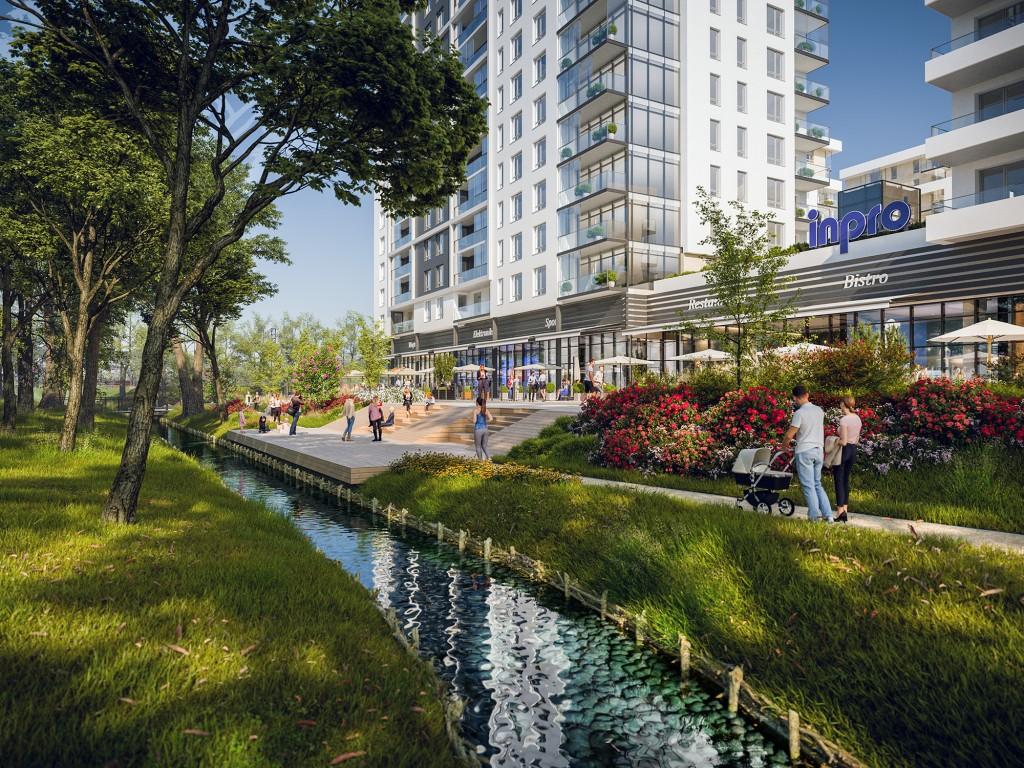 Będzie nowe osiedle w Rumi. W zamian – remont brzegu Zagórskiej Strugi.