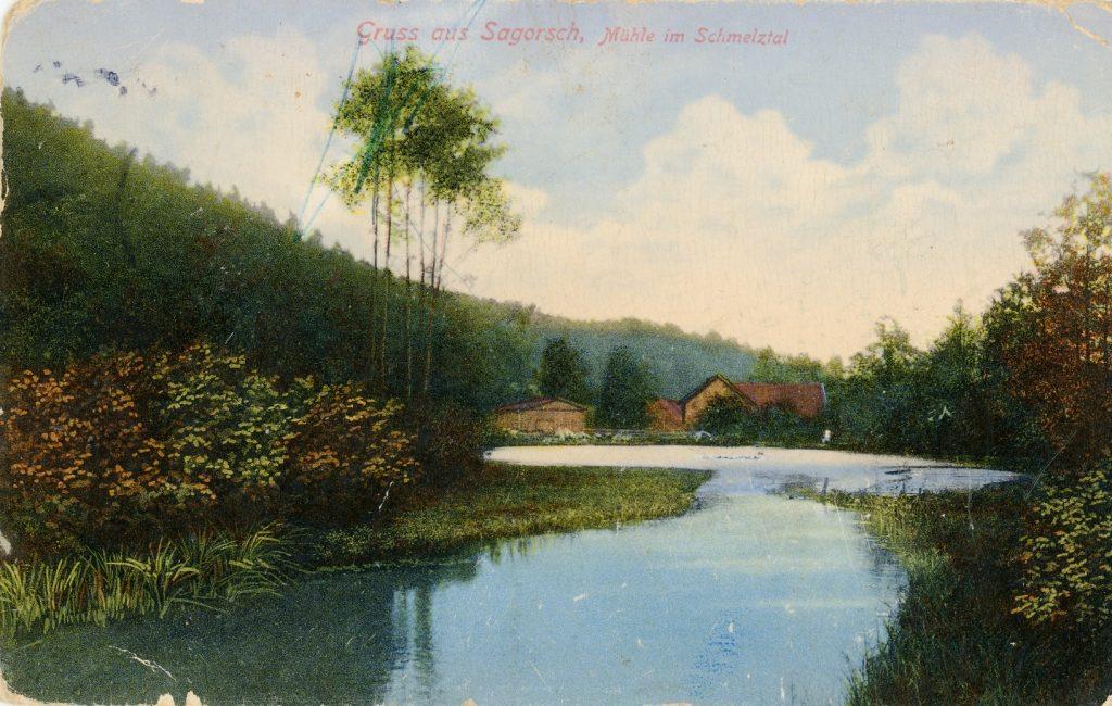 Sekrety Doliny Zagórskiej Strugi – spacer historyczny po Zagórzu i Szmelcie